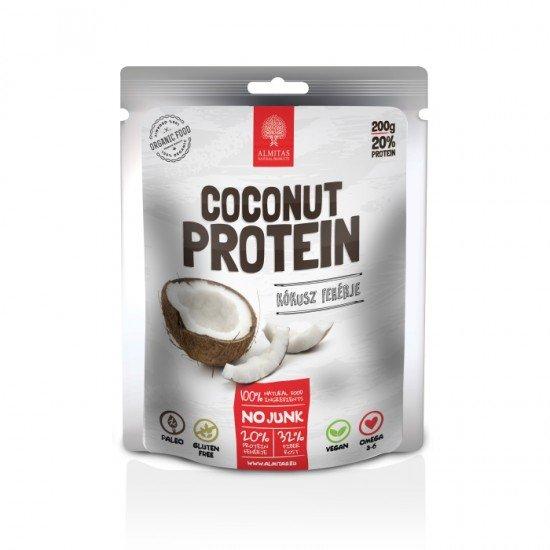 Almitas coconut protein powder 200g (15 portions) (Almitas) by Vitanord.eu