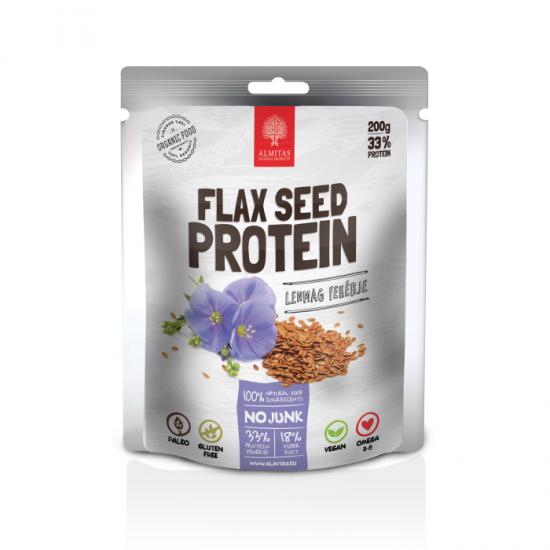 Almitas flax seed protein powder 200g (15 portions) (Almitas) by Vitanord.eu