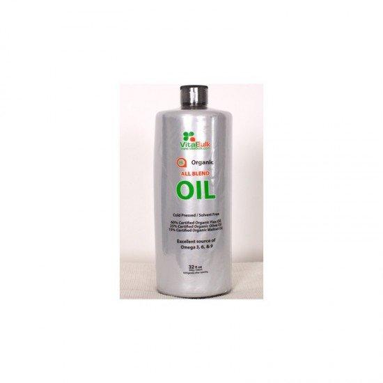All Blend Oil - 32 oz. VitalBulk (VitalBulk) by Vitanord.eu
