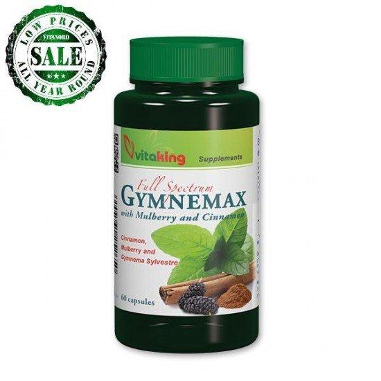 Gymnemax (60 capsules) (Vitaking) by Vitanord.eu