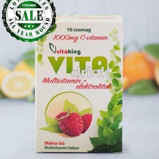 VitaDrink electrolytes 1 sample